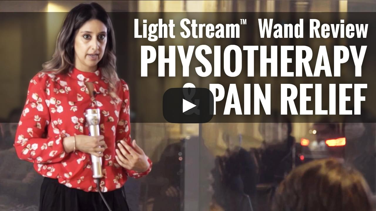 Light Stream Wand Review Testimonial For PTSD Post Traumatic Stress Syndrome