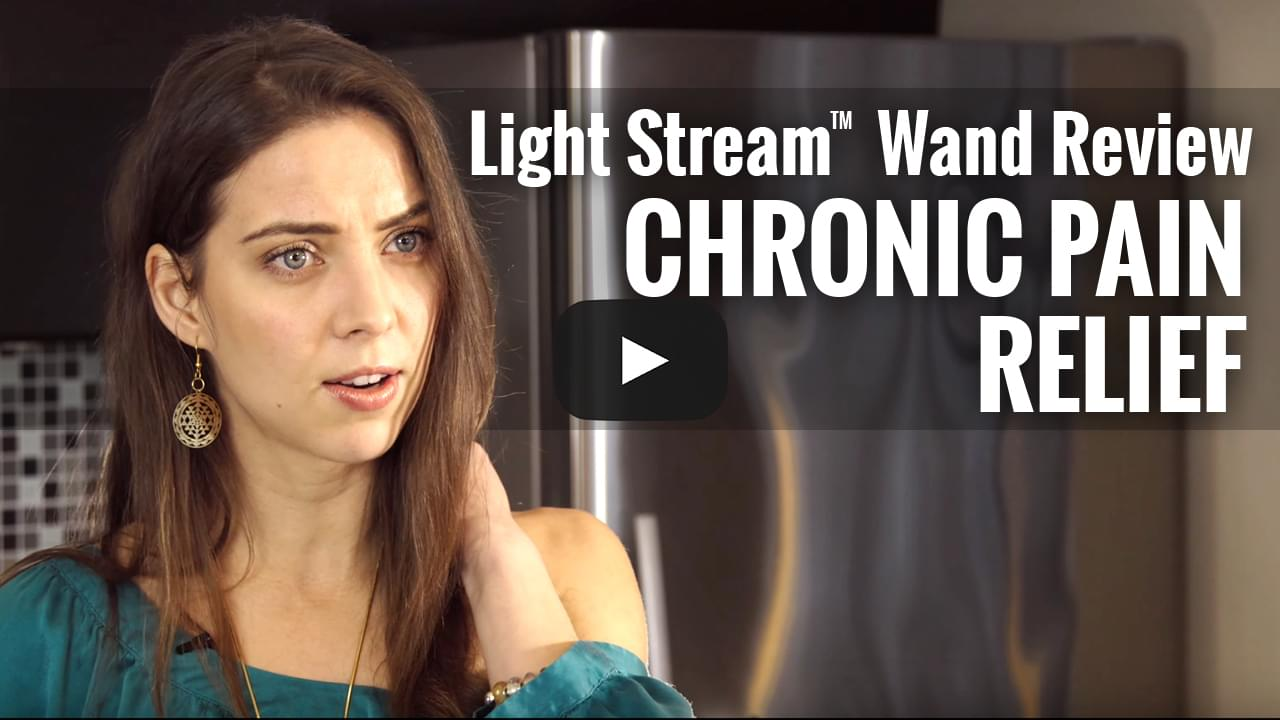 Post Surgery Chronic Pain - Light Stream Wand PEMF Rife Machine Testimonial & Review