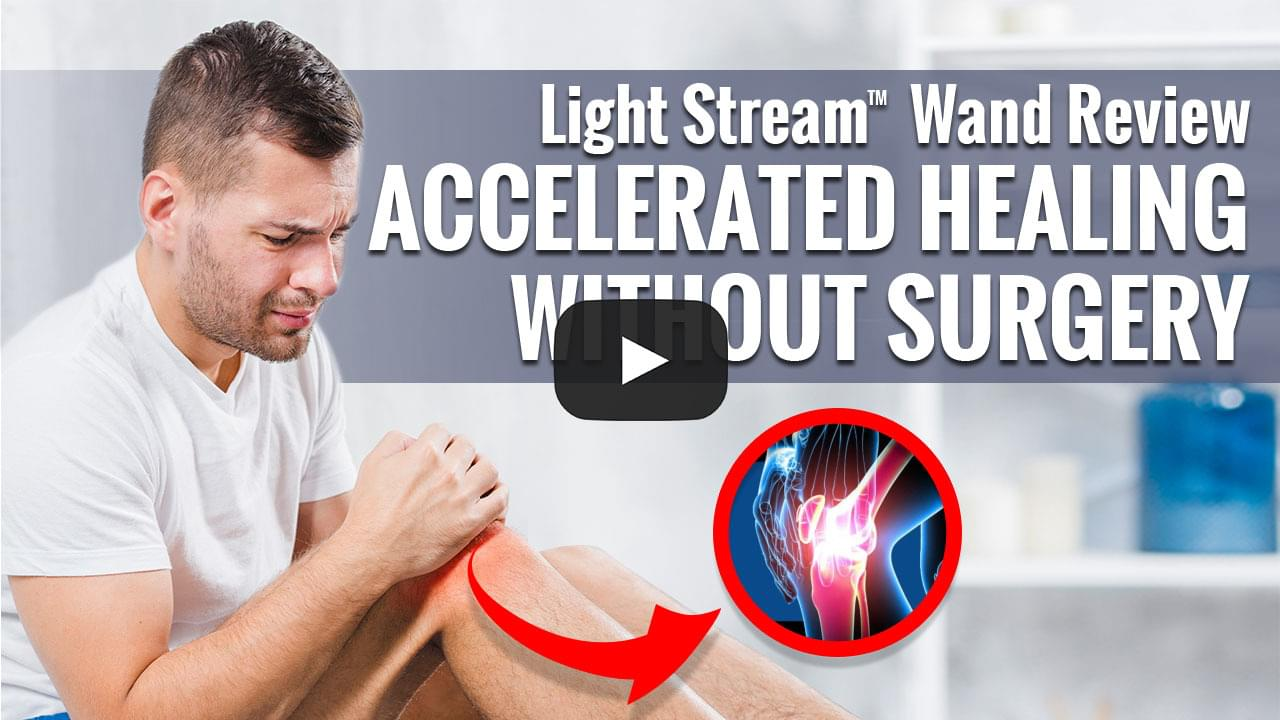 Knee Injury Pain! Accelerated Healing Without Surgery?